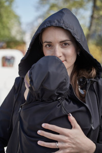 Nepromokava nosici bunda 3