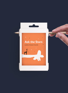 Scrollino_Double-AskTheStars-Book-Design-Concept-Front_view-Hand