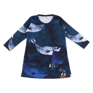 Tunika Blue Whales Walkiddy (1)