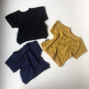 bambusová trička dětská